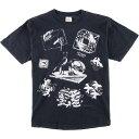 90年代 ANDAZIA MAURITS ESCHER マウリッツエッシャー だまし絵 アートTシャツ USA製 メンズXL ヴィンテージ グラフィックTシャツ /eaa…