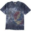 00年代 LIQUID BLUE GRATEFUL DEAD グレイトフルデッド タイダイ柄 バンドTシャツ メンズXL /eaa069924 【中古】 【200810】【SS2009】…