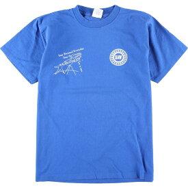 ALORE プリントTシャツ USA製 メンズM /eaa132373 【中古】 【210228】