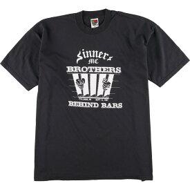 90年代 FRUIT OF THE LOOM BEST プリントTシャツ メンズXXL ヴィンテージ /eaa159590 【中古】 【210509】
