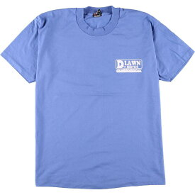 90年代 フルーツオブザルーム FRUIT OF THE LOOM プリントTシャツ USA製 メンズXL ヴィンテージ /eaa168392 【中古】 【210613】