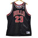 90年代 チャンピオン Champion NBA CHICAGO BULLS シカゴブルズ MICHAEL JORDAN マイケルジョーダン ゲームシャツ レプリカユニフォー…