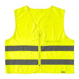 【★IKEA/イケア★】BESKYDDA 高視認性安全ベスト L/XL/イエロー/103.157.40