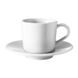 【★IKEA/イケア★】IKEA 365+ エスプレッソカップ&ソーサー/302.834.08
