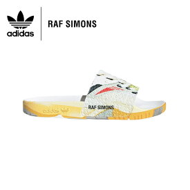 adidas by RAF SIMONS(アディダス バイ ラフシモンズ) RS MICRO ADILETTE [メンズ] EE7958【YLW/25.5cm(US7)・26.5cm(US8)・27.5cm(US9)】マイクロアディレッタサンダル スポーツサンダル 並行輸入品【店頭受取対応商品】【あす楽】