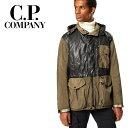 【40%OFF】C.P.COMPANY (シーピーカンパニー) Quartz Contrast Goggle Jacket [メンズ] 07CMOW041A【KAK(661)/46・48・50・52サ