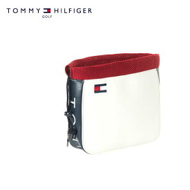 【ポイント5倍】TOMMY HILFIGER GOLF (トミーヒルフィガー ゴルフ) ヘッドカバー [ユニセックス] THMG7FH4【WHT(00)/F】 BASIC IRON COVER ベーシックアイアンカバー アイアン用 ギフト【あす楽】