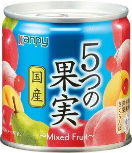 【SALE中】国産 5つの果実 M2号缶【HLS_DU】