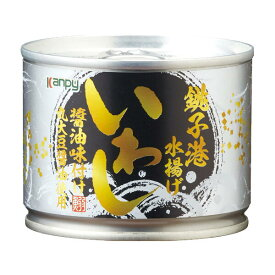 【SALE価格!】カンピー 銚子港水揚げ いわし醤油味付190g[0001-1399*01]