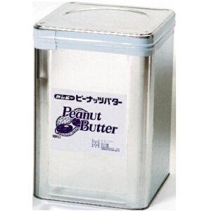 カンピー ピーナッツバター(無糖・無塩) 18kg[0004-03021*01]