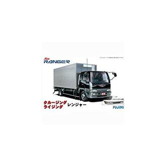 1/32일하는 트럭 시리즈 No. 8 히노 크루징 레인저/라이징 레인저