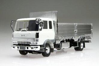 1/32 일 트럭 시리즈 No.9 히노 레인저 4D 셔터 그릴 구조 평 몸 사양