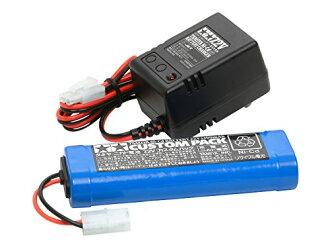 田宫 7.2 V 自定义包和充电仪器设置 55087