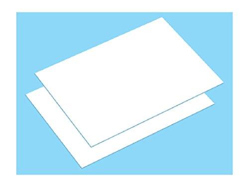 タミヤ 【70215】 ちぢむ白色プラバンB6サイズ(2枚)【楽しい工作シリーズ】