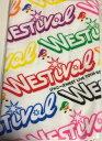 【新品】 ジャニーズWEST・2018・【マフラータオル】・・LIVE TOUR 2018 WESTival. ・・ ☆最新コンサート会場販売グッズ