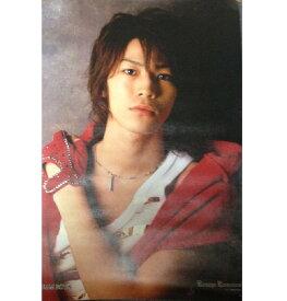 【中古】KAT-TUN (カトゥーン) 【ポスター】 亀梨和也 (かめなしかずや) 2006 Dreamboys (ドリボ) 舞台会場販売グッズ 【サイズ】 61.5×91.5cm