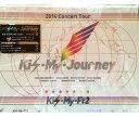 【新品】 Kis-My-FT2・・ 2014・・Concert Tour Kis-My-Journey (初回生産限定盤) (DVD3枚組)