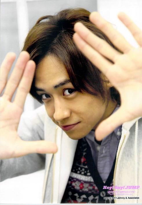 【中古】 Hey! Say! JUMP・【公式写真】・・八乙女光・ 2010・2011 「ありがとう」〜世界のどこにいても〜 Tour t・コンサート会場 ♡