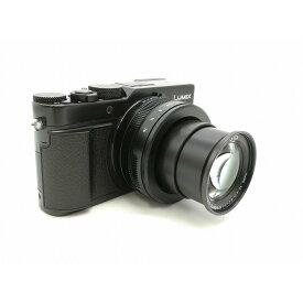 【中古】Panasonic LUMIX DC-LX100M2 ブラック【楽天市場】保証期間1ヶ月【ランクA】