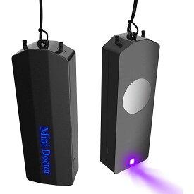 空間除菌機 空気清浄機 ポータブル空気浄化機 首掛けタイプ ミニ小型 マイナスイオン PM2.5 除菌 脱臭 花粉症対策 静音 USB充電式 部屋 車載 オフィス アウトドア