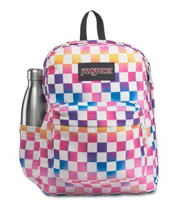 NEW!【公式】JANSPORT リュック ジャンスポーツ SUPERBREAK PLUS - CHECK IT - JS0A4QUE73P チェック柄