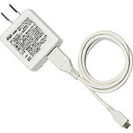 【au純正】au 充電器 ACアダプタ 03 携帯充電器 【0301PQA】auショップ 混雑 マイクロUSB