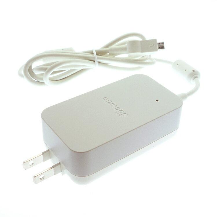 【ドコモ純正】マイクロ 急速充電 AC05 進化した急速充電器2 スマホ 充電 [USB microB] docomo AC アダプタ 05 (AC05) 【AAF39656】