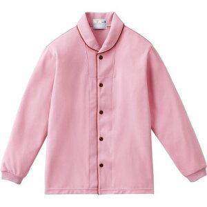 トンボ 前開きシャツ CR836 ローズピンク Mサイズ 1枚