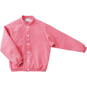 トンボ 前開きシャツ CR805 ピンク Mサイズ 1枚