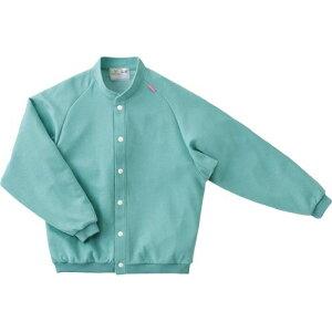 トンボ 前開きシャツ CR805 エメラルドグリーン Mサイズ 1枚