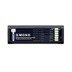 ★まとめ買い★トンボ鉛筆 鉛筆モノ 2H MONO-2H ×6個【返品・交換・キャンセル不可】【イージャパンモール】