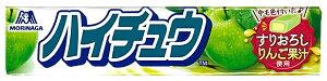 【送料無料】森永製菓 ハイチュウ グリーンアップル 12粒 ×12個【イージャパンモール】