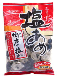 春日井 塩あめ 160g 伯方の塩【イージャパンモール】