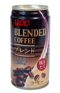 【キャッシュレス5%還元】★まとめ買い★ UCC ブレンドコーヒー 185g ×30個【イージャパンモール】