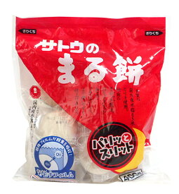 【キャッシュレス5%還元】佐藤食品 サトウの まる餅 つきたてシングルパック 400g【イージャパンモール】