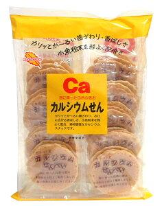 ★まとめ買い★ かしわ堂 カルシウムせん 27枚 ×12個【イージャパンモール】