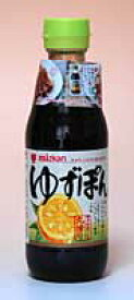 ミツカン酢 ゆずぽん瓶 360ml     ×12個【イージャパンモール】