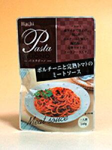【送料無料】ハチ ポルチーニと完熟トマトのミートソース 140g ×24個【イージャパンモール】