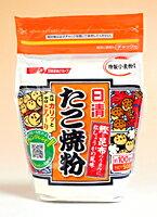 【送料無料】★まとめ買い★ 日清フーズ たこ焼粉 500g ×12個【イージャパンモール】