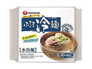★まとめ買い★ 農心 ふるる冷麺(水冷麺) 155g ×10個 本場韓国冷麺【イージャパンモール】