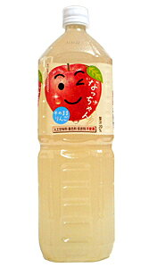 ★まとめ買い★ サントリー なっちゃん りんご 1.5Lペット ×8個【イージャパンモール】