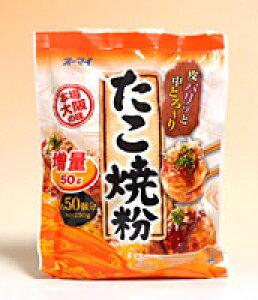 【キャッシュレス5%還元】ニップン たこ焼粉 200g【イージャパンモール】