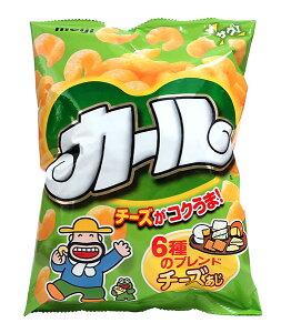明治 カールチーズあじ64g【イージャパンモール】