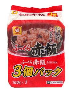 東洋水産 マルちゃんふっくら赤飯160g×3個パック【イージャパンモール】