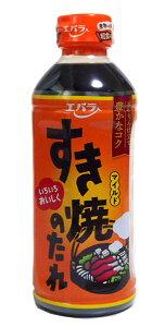 ★まとめ買い★ エバラ すき焼のたれマイルド 500ml ×12個【イージャパンモール】