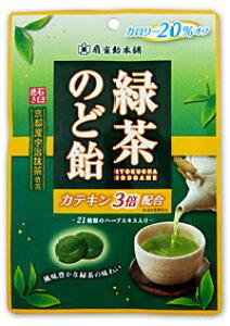【キャッシュレス5%還元】★まとめ買い★ 扇雀飴 緑茶のど飴 ×6個【イージャパンモール】