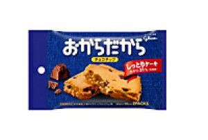 ★まとめ買い★ グリコ おからだからチョコチップ ×10個【イージャパンモール】