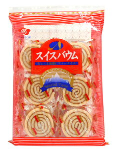 【キャッシュレス5%還元】大昇製菓 スイスバウム 12個【イージャパンモール】