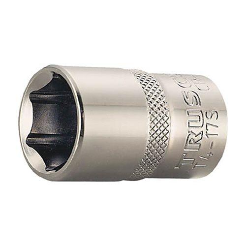 TRUSCO 6角ソケットスタンダードタイプ 差込角12.7mm 1個
