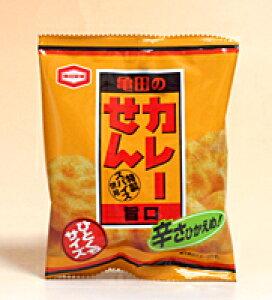 ★まとめ買い★ 亀田製菓 カレーせんミニ 21g ×20個【イージャパンモール】